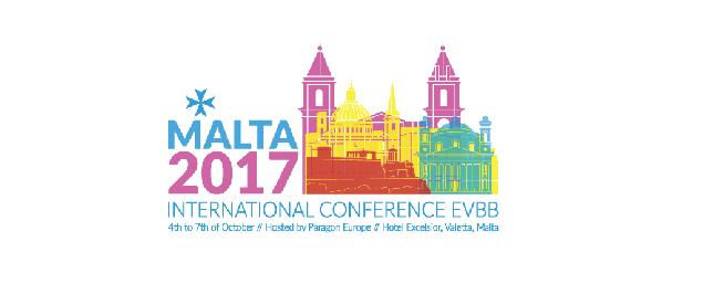 Ежегодная конференция EVBB в городе Валетта (Мальта)