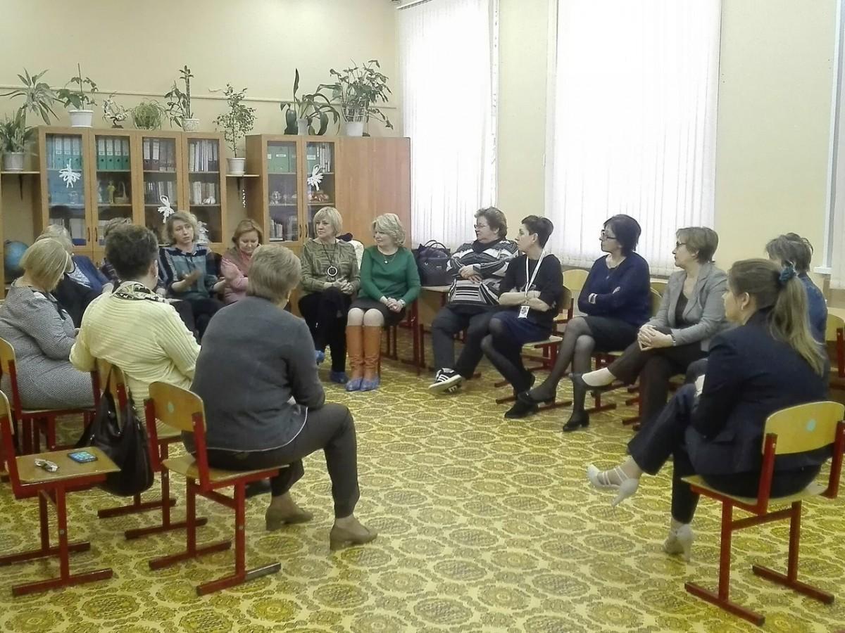 Школа профсоюзного актива в помощь учителям