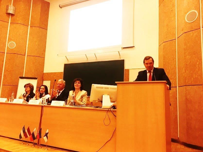 Заседание международного круглого стола в АТиСО