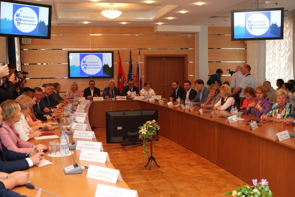 Решение об участии Профсоюзов в избирательной кампании