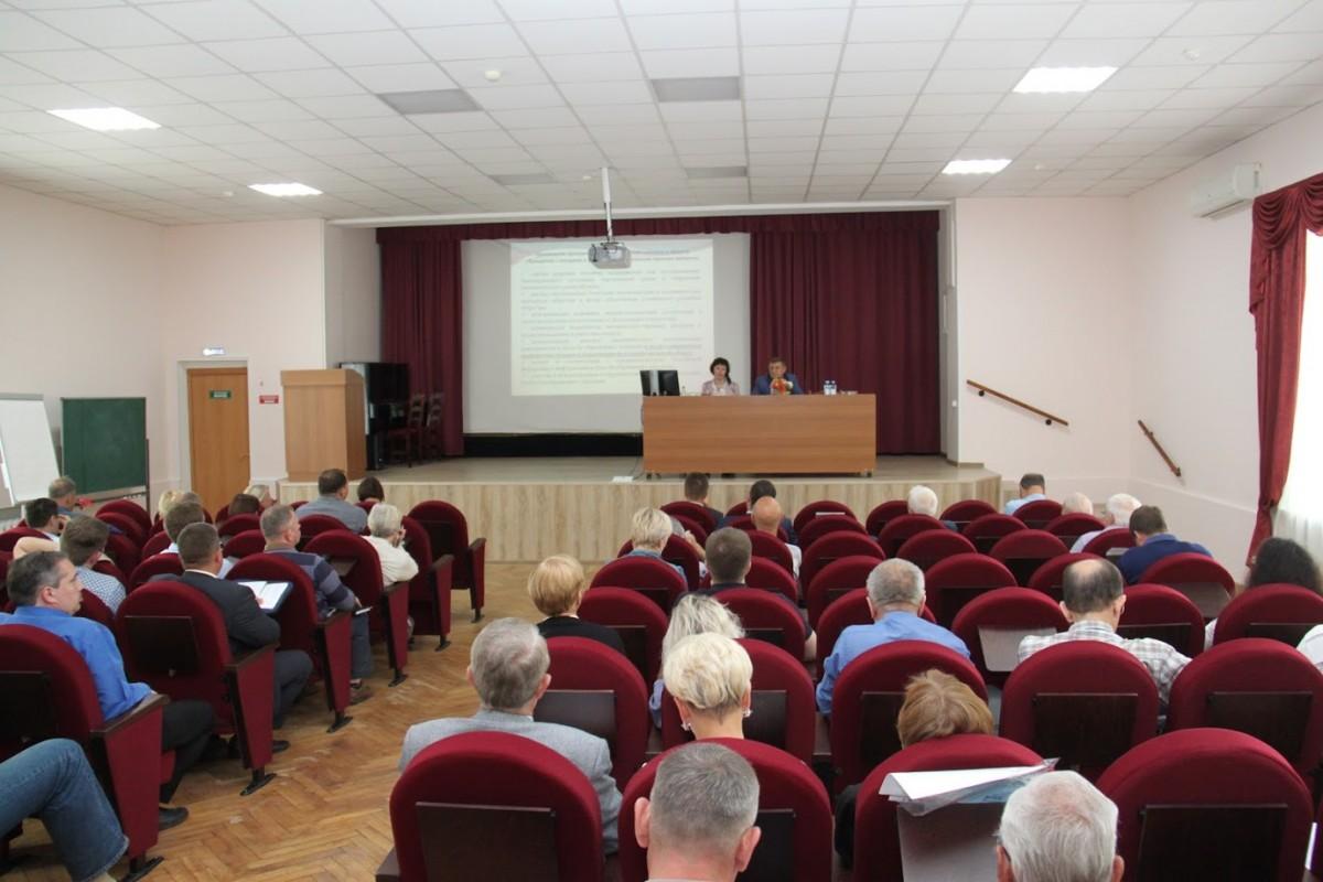 УИЦ МФП начинает учебный год на ЦПК МФП