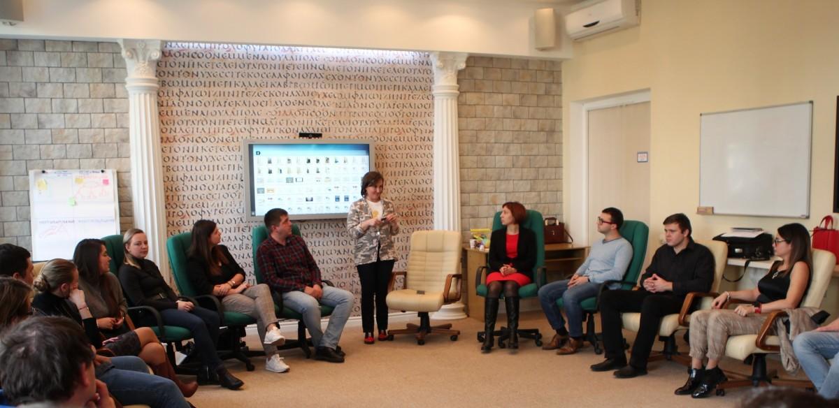 Обучение молодежи в УИЦ МФП. Новый сезон