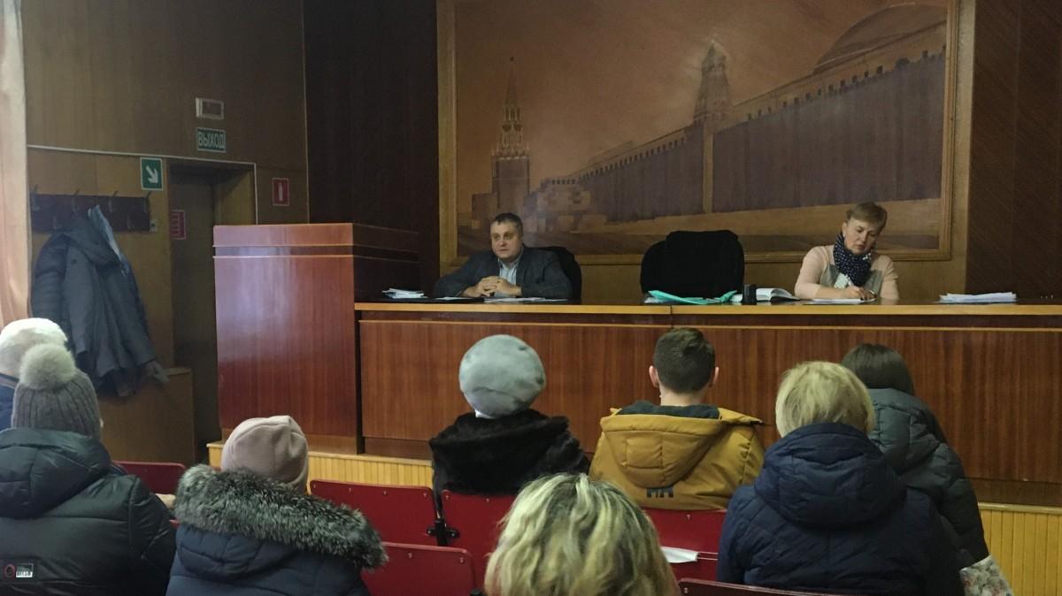 Выездной семинар в ГКНПЦ им. М.В. Хруничева
