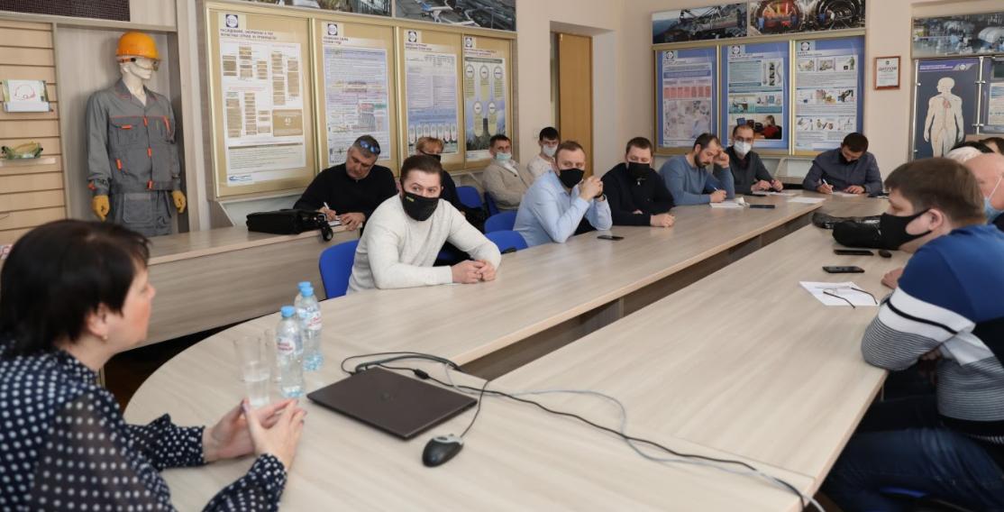 Строители Москвы прошли программу по охране труда