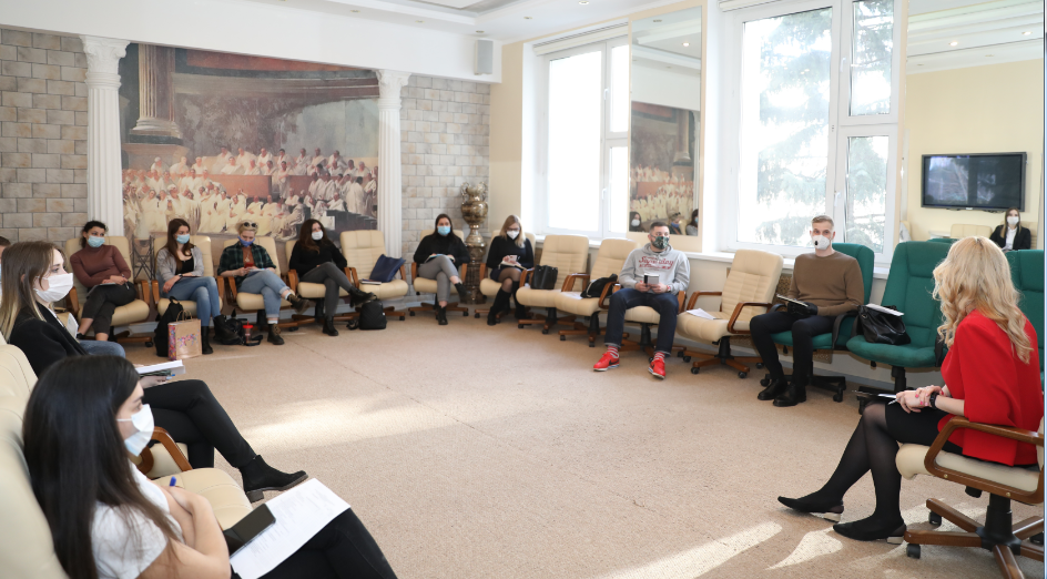 """Запуск дополнительной группы по новой программе """"Подготовка резерва председателей Молодежных советов"""""""