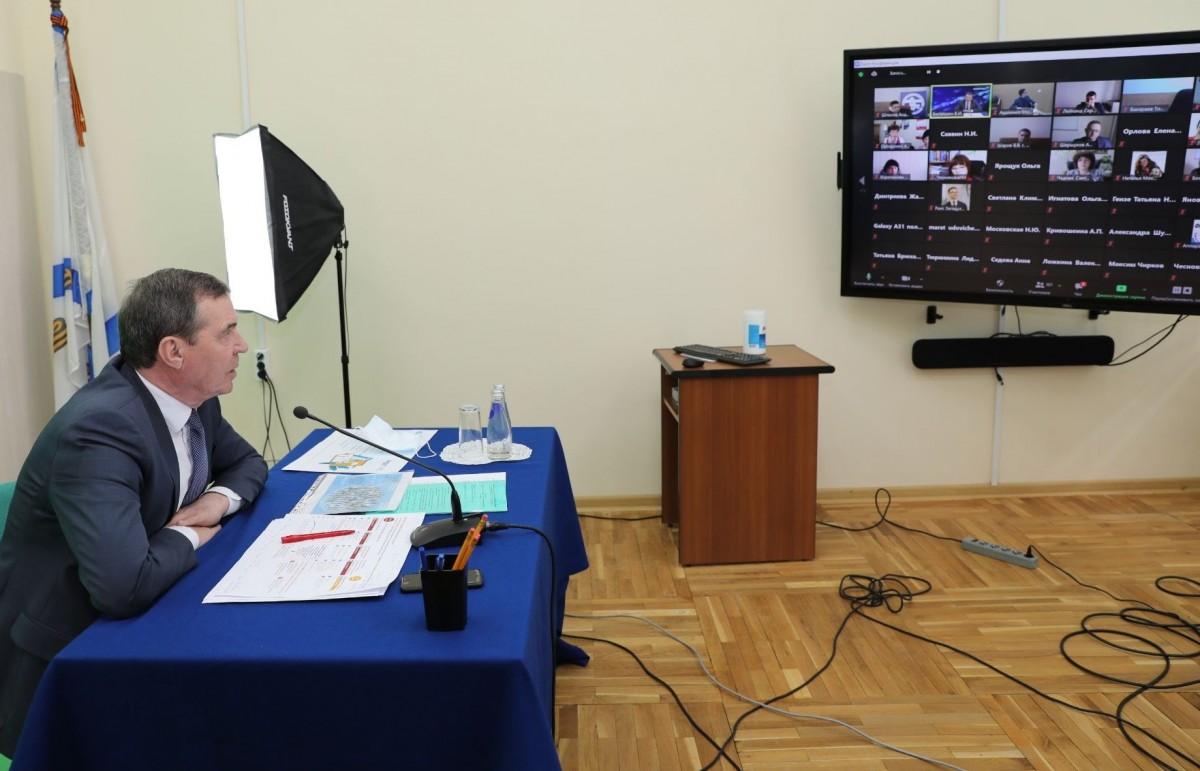 УИЦ МФП принял участие в круглом столе о развитии профсоюзного образования