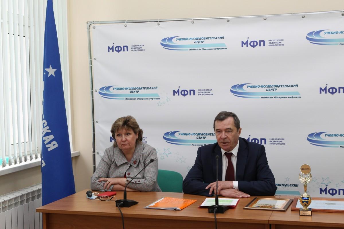 """УИЦ МФП презентовал ФПРО программу """"Волонтер"""""""