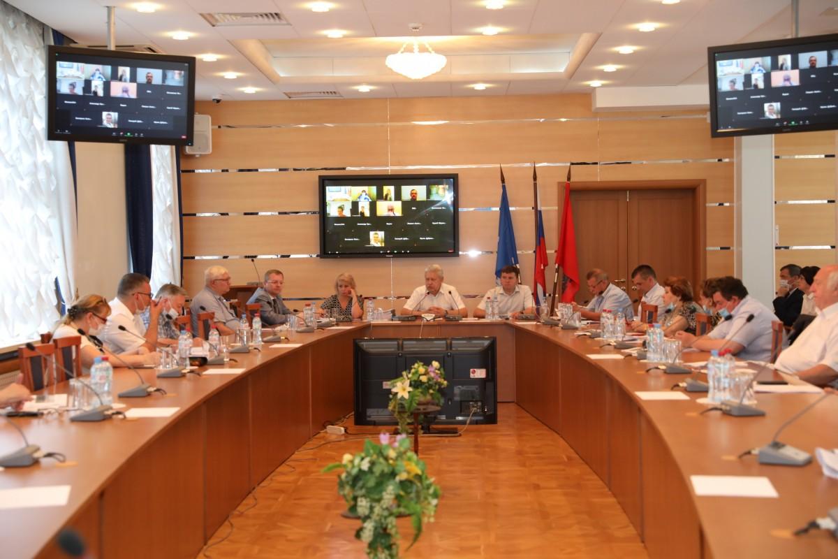 Заседание Президиума МФП