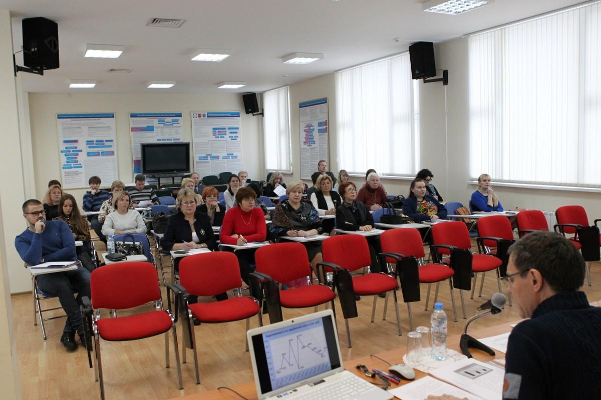 Семинар для членов рабочих групп ОТК САО и ЗАО города Москвы.