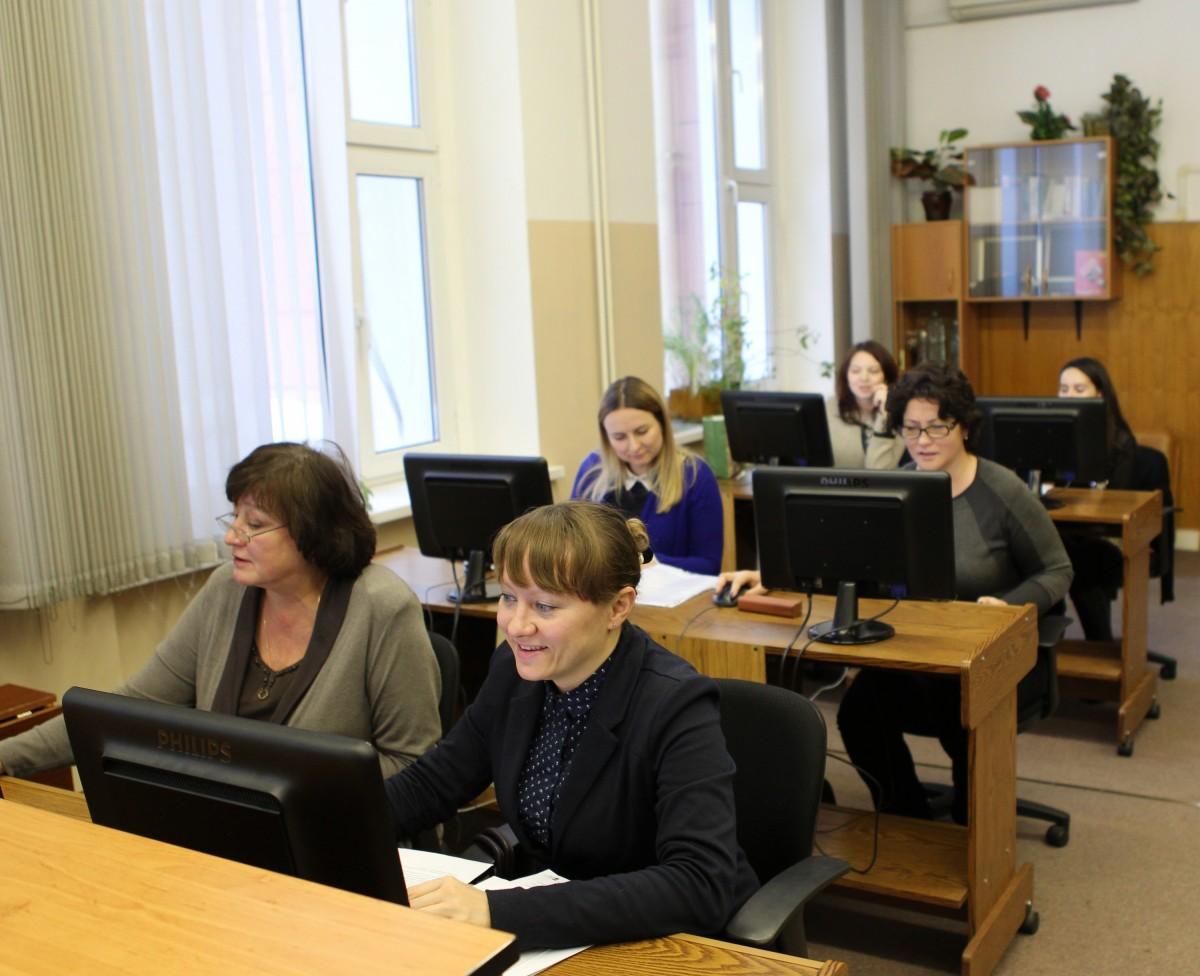 Обучение членов рабочей группы МТК.