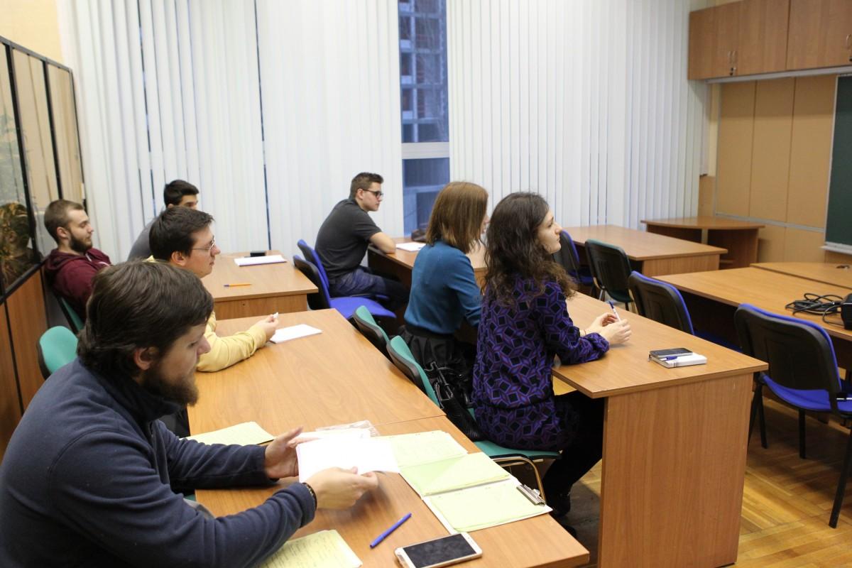 Подготовка молодежных лидеров